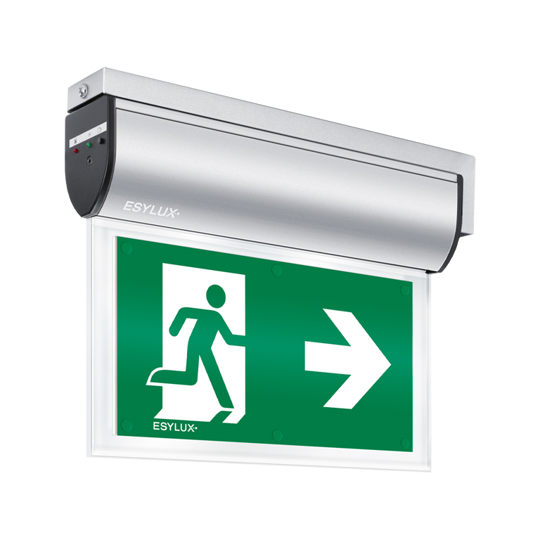 Emergency lights example: SLC/SLD series